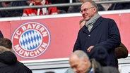 Karl-Heinz Rummenigge, Vorstandsvorsitzender des FC Bayern München © Witters