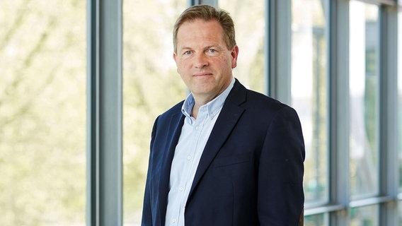 NDR Sportchef Gerd Gottlob © NDR / Christian Wyrwa