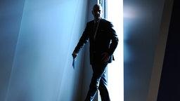 Gianni Infantino im Gegenlicht © imago Foto: Ulmer